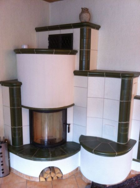 Kamineinsätze 1-seitig
