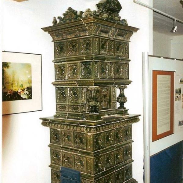 historischer kachelofen Busse-kamine Strasburg