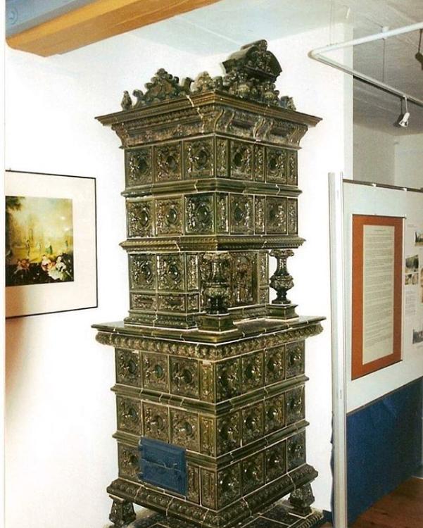 Antike & historische Öfen