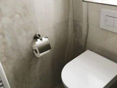 Fliesenarbeiten Busse-Kamine Strasburg Gäste-WC